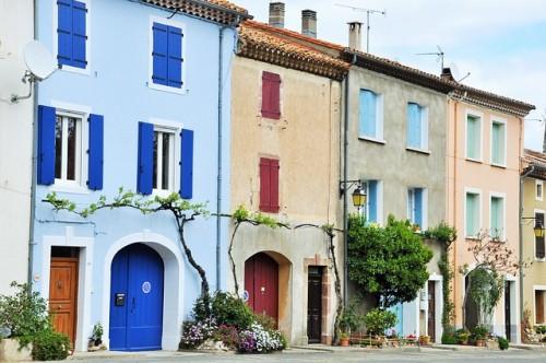 colores fachadas
