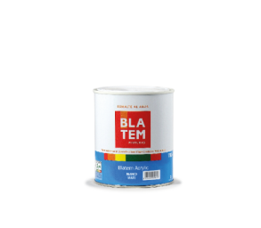 Blatem acrylic mate blanco 750 ml.