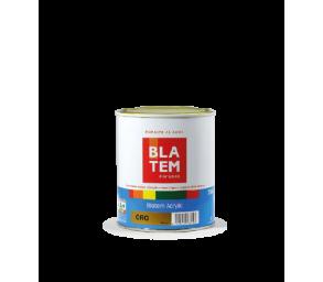 Blatem acrylic metalizado oro 125 ml.