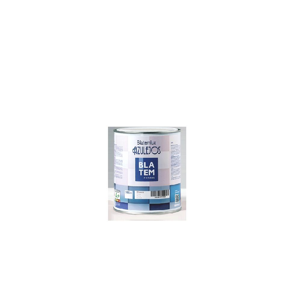Blatemlux azulejos blanco brillo 750 ml.