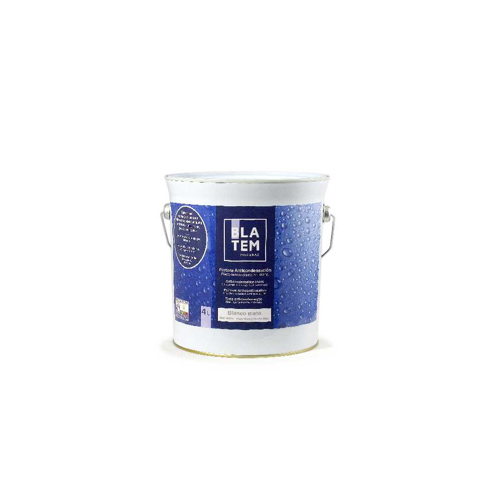 Pintura termoaislante anticondensacion antimoho 750ml