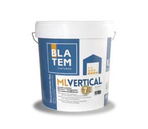 Ml vertical con conservante antimoho blanco 15l