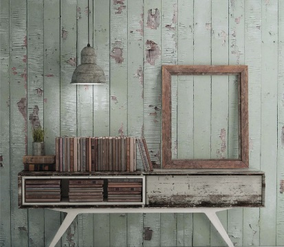 Mueble restaurado con Chalk Paint